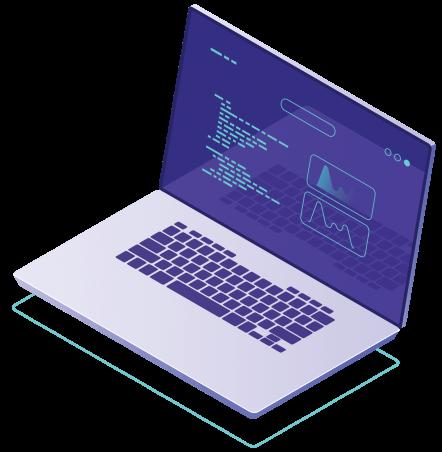 Website Development Computer